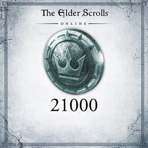 The Elder Scrolls Online: 21000 Crowns Xbox One