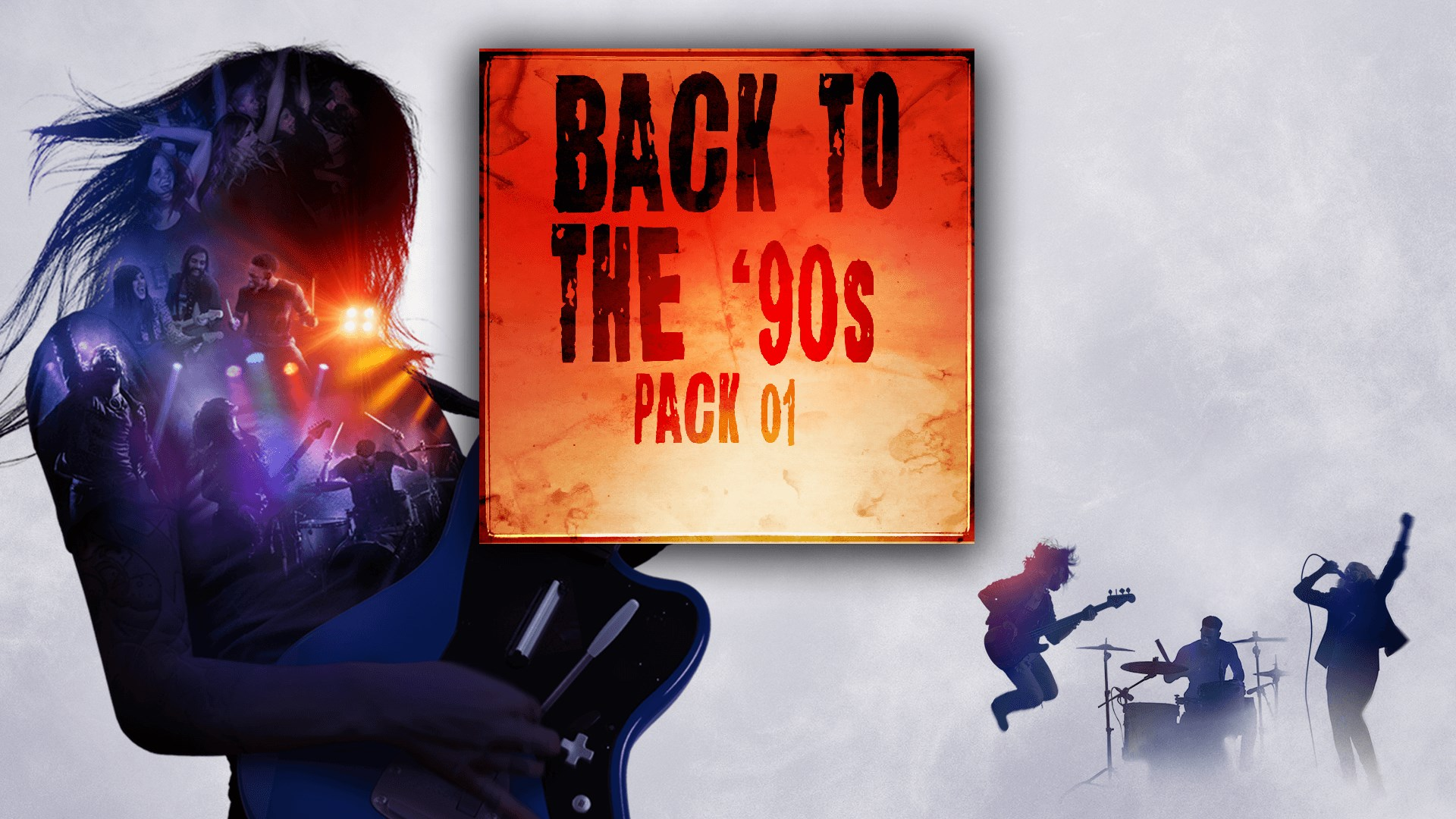 Back To The '90s Pack 01