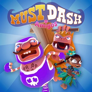 Must Dash Amigos Xbox One