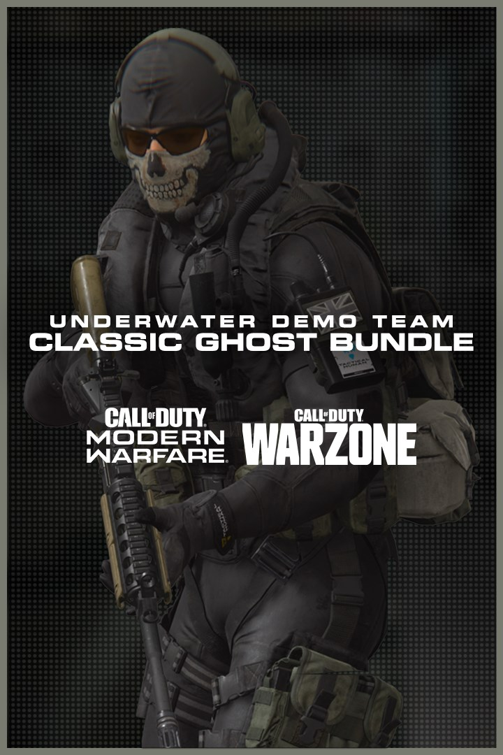 Buy Call Of Duty Modern Warfare Underwater Demo Team Classic