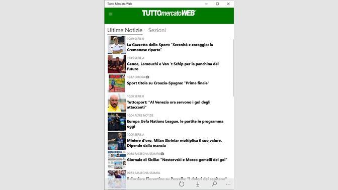 Get Tutto Mercato Web Microsoft Store