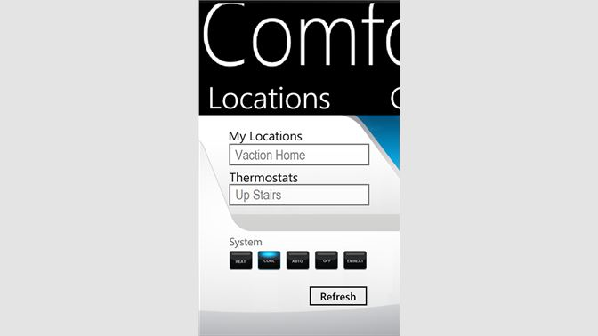 Get Total Connect Comfort Thermostat - Microsoft Store