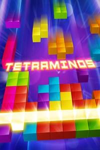 Carátula del juego Tetraminos
