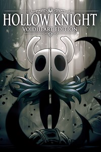 Carátula del juego Hollow Knight: Voidheart Edition