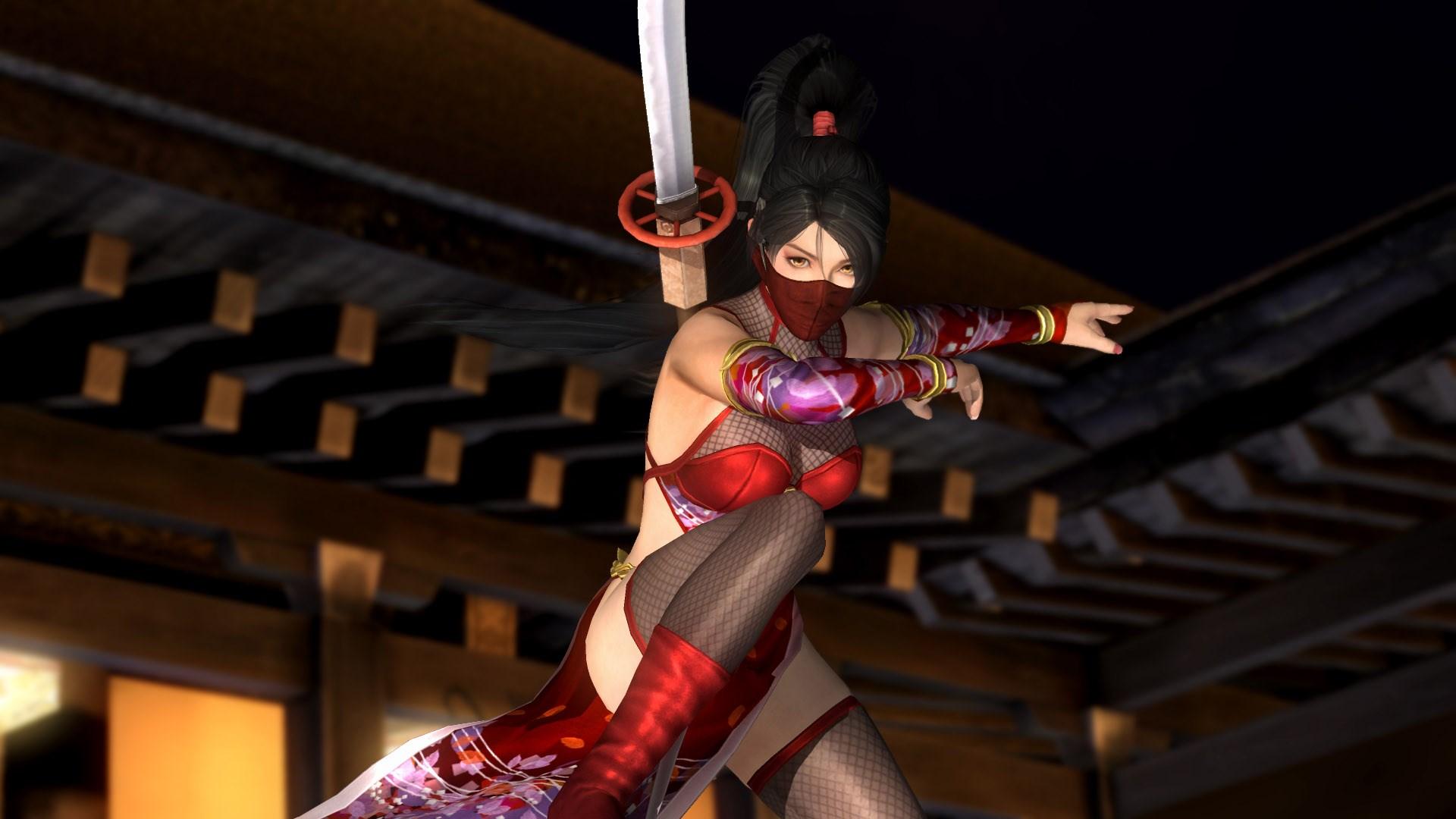 DOA5LR: Clã Ninja 2 - Momiji