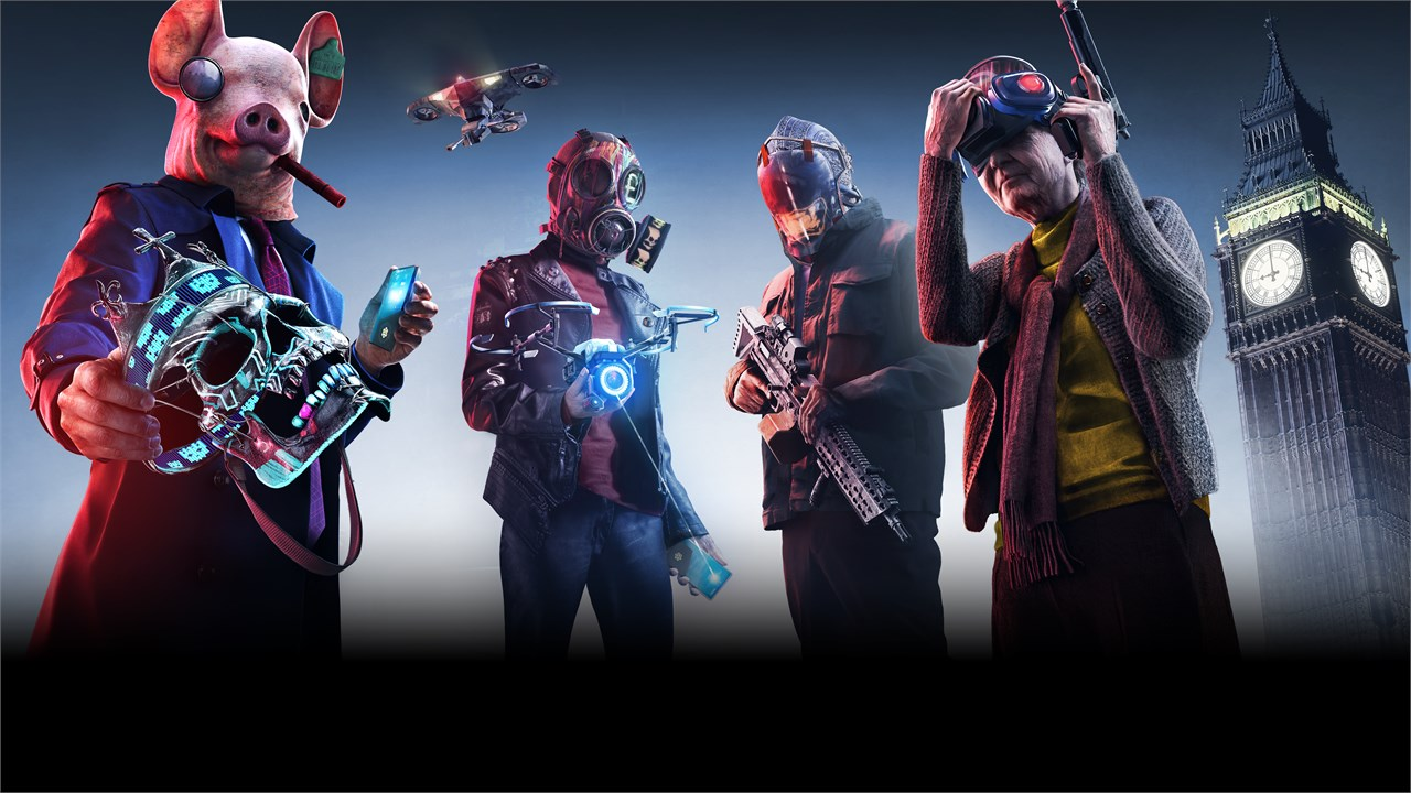 Image result for watch dogs legion