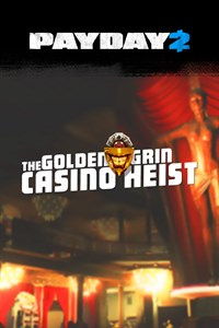 PAYDAY 2: CRIMEWAVE EDITION - Assalto ao Casino Golden Grin