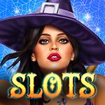 Slots: Lucky Witch - Casino Magic - Free Pokies