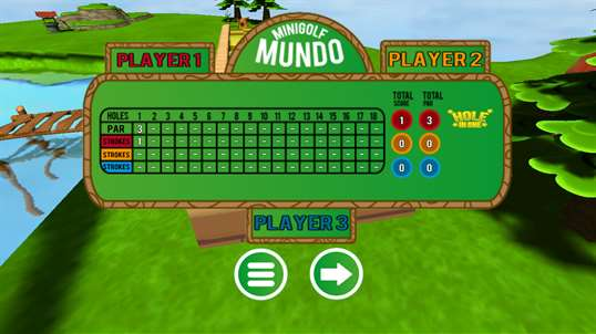 Mini Golf Mundo Free screenshot 6