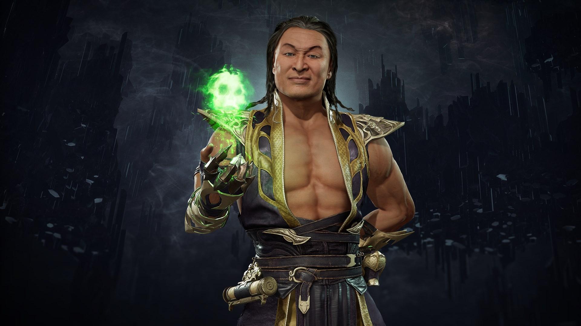 Shang Tsung - Kombat Pack Version