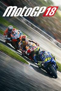 Carátula para el juego MotoGP18 de Xbox One
