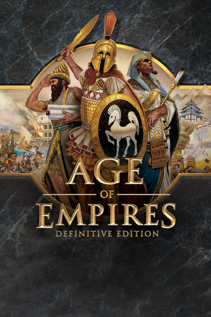 Age of Empires Definitive Edition – Verpackung