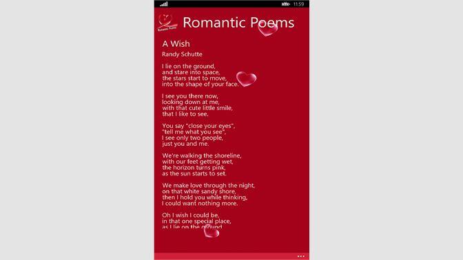 Get Romantic Poems - Microsoft Store