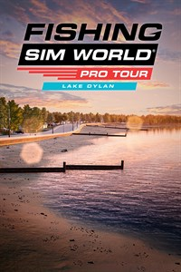Carátula del juego Fishing Sim World: Pro Tour - Lake Dylan