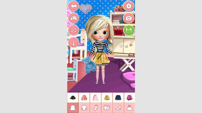 Obtener Juegos De Vestir Muñecas Para Niños Microsoft Store