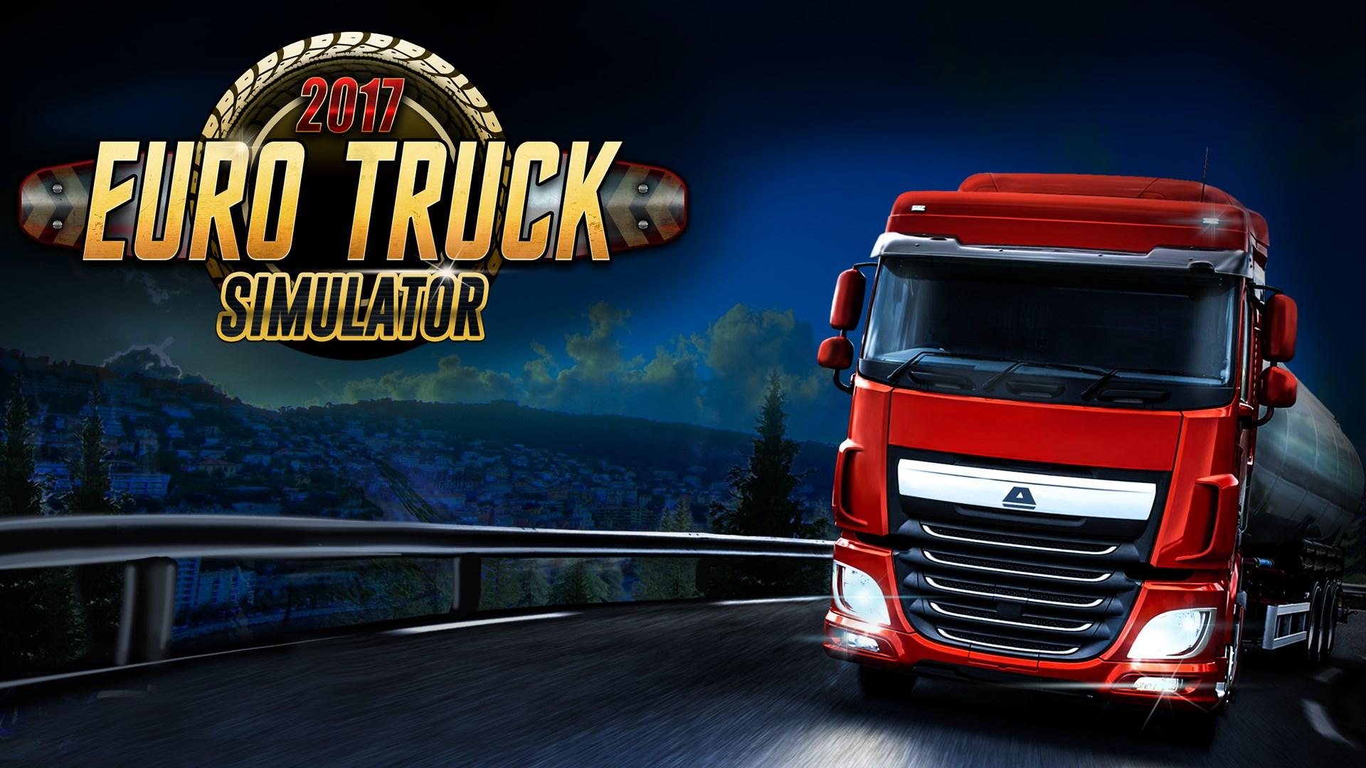 Get Euro Truck Simulator 2017 Microsoft Store