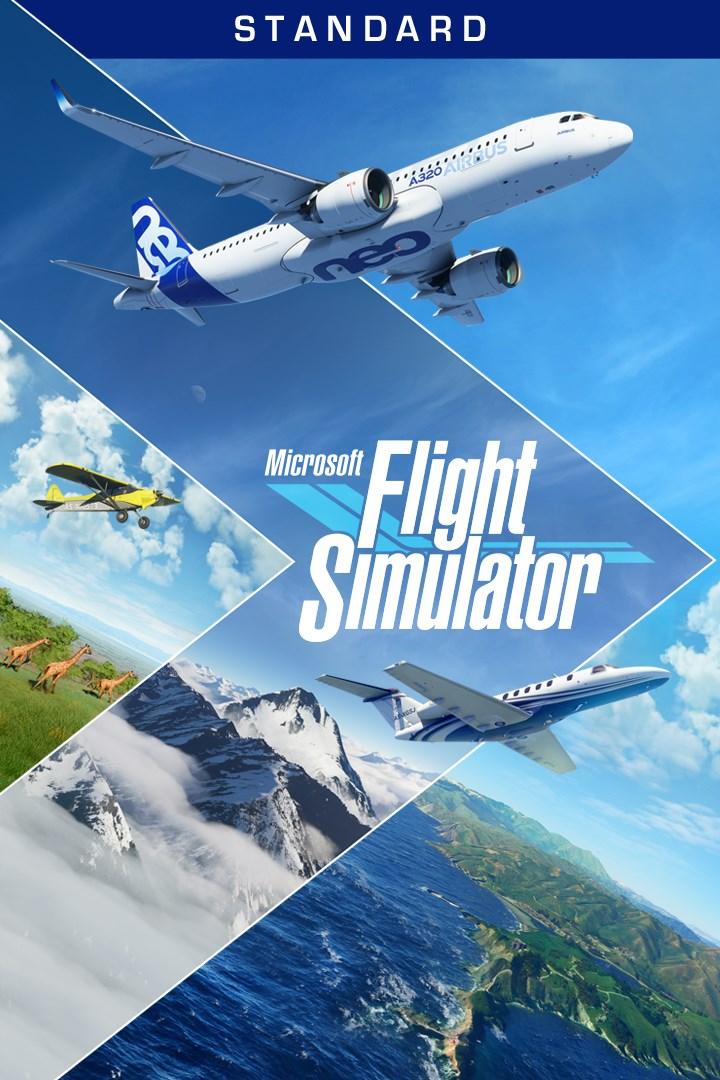 Microsoft Flight Simulator For Windows 10 Xbox