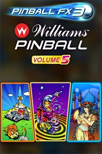 Pinball FX3 - Williams Pinball: Volume 5