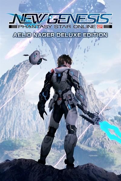 Phantasy Star Online 2 New Genesis -Aelio Nager Deluxe Edition-