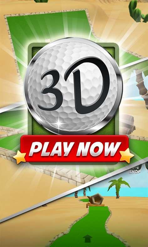 Mini Golf Stars Screenshots 1