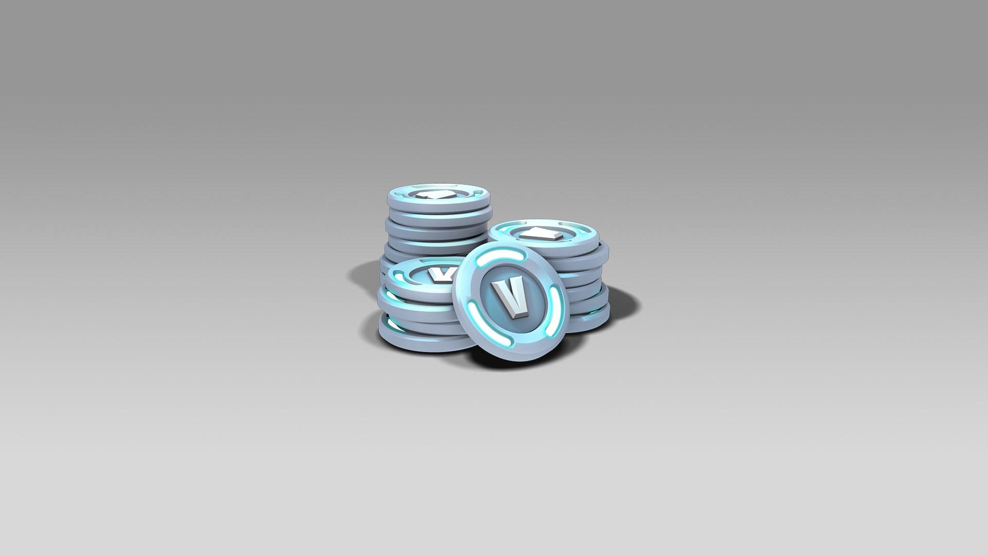 Fortnite - 2,500 (+300 Bonus) V-Bucks