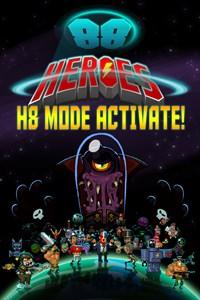 Carátula del juego 88 Heroes - H8 Mode Activate!