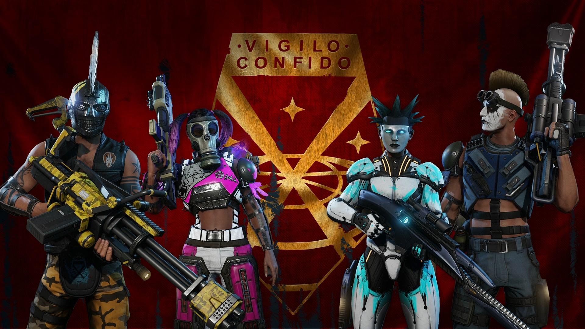 XCOM® 2: Hijos de la anarquía
