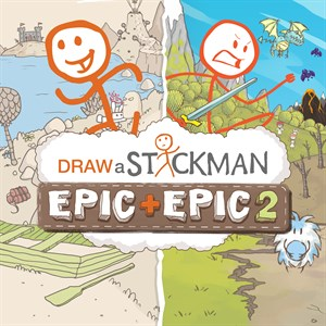 Draw a Stickman: EPIC 1 & 2 Collector's Pack Xbox One