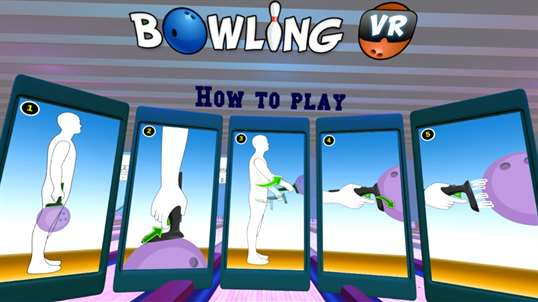 Bowling VR screenshot 5