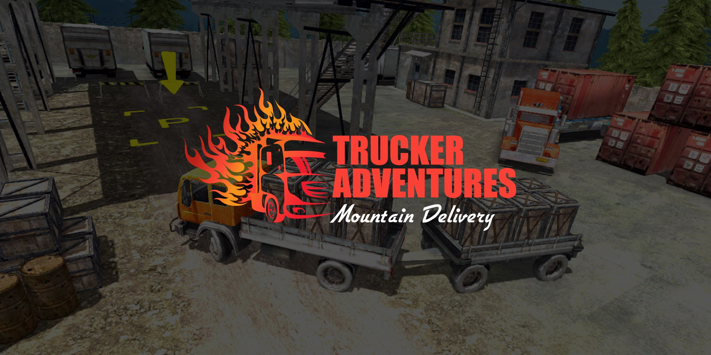 Get Trucker: Mountain Delivery - Microsoft Store