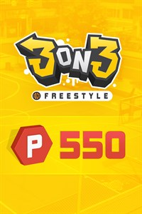 3on3 FreeStyle - 550 FS Points