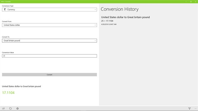 Get All in 1 Converter - Microsoft Store