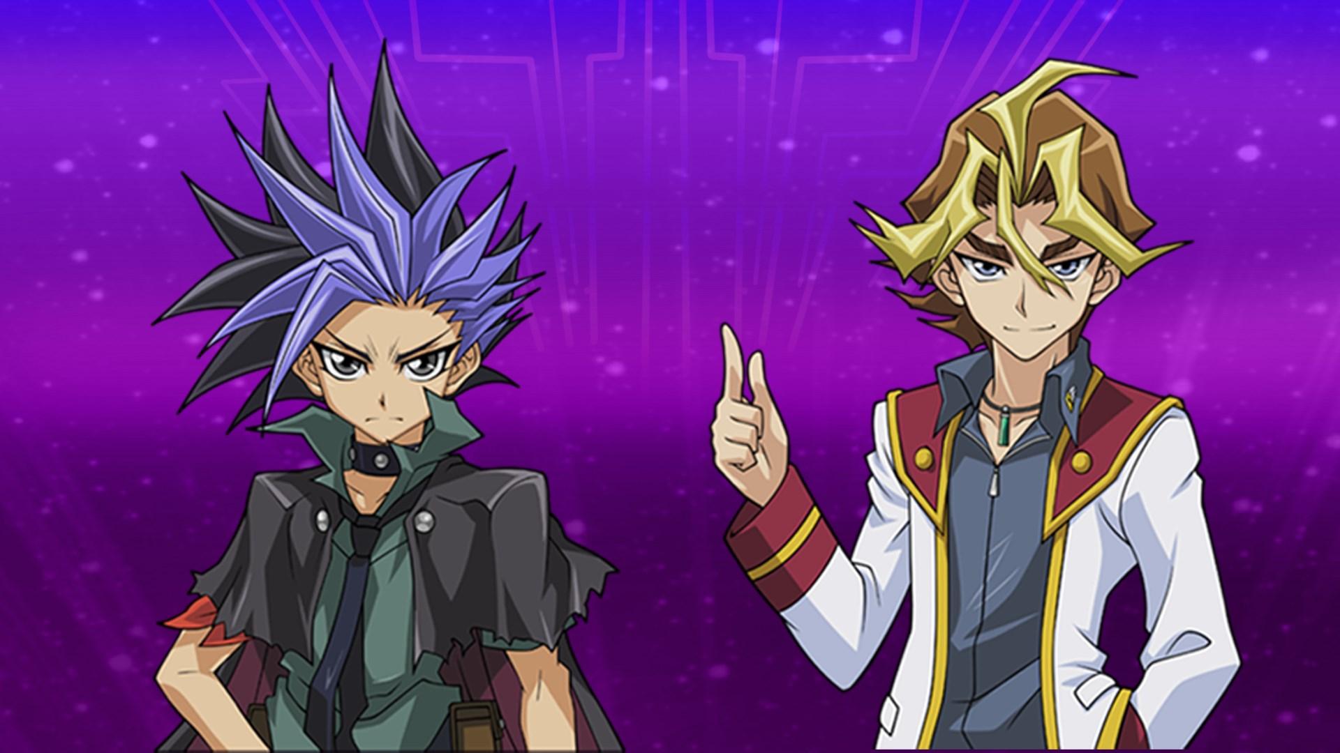 Yu-Gi-Oh! ARC-V Yuto vs Sylvio