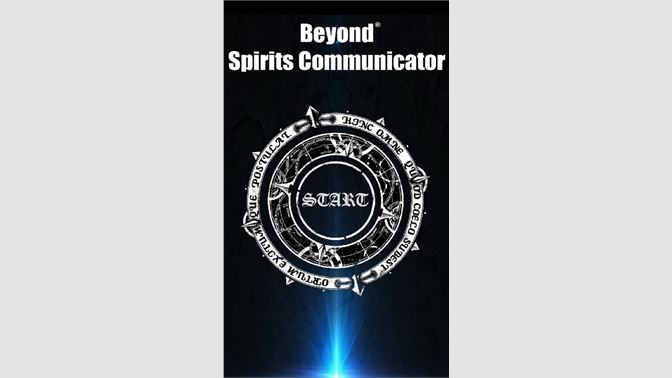 Get Beyond®: Spirits Communicator - Microsoft Store
