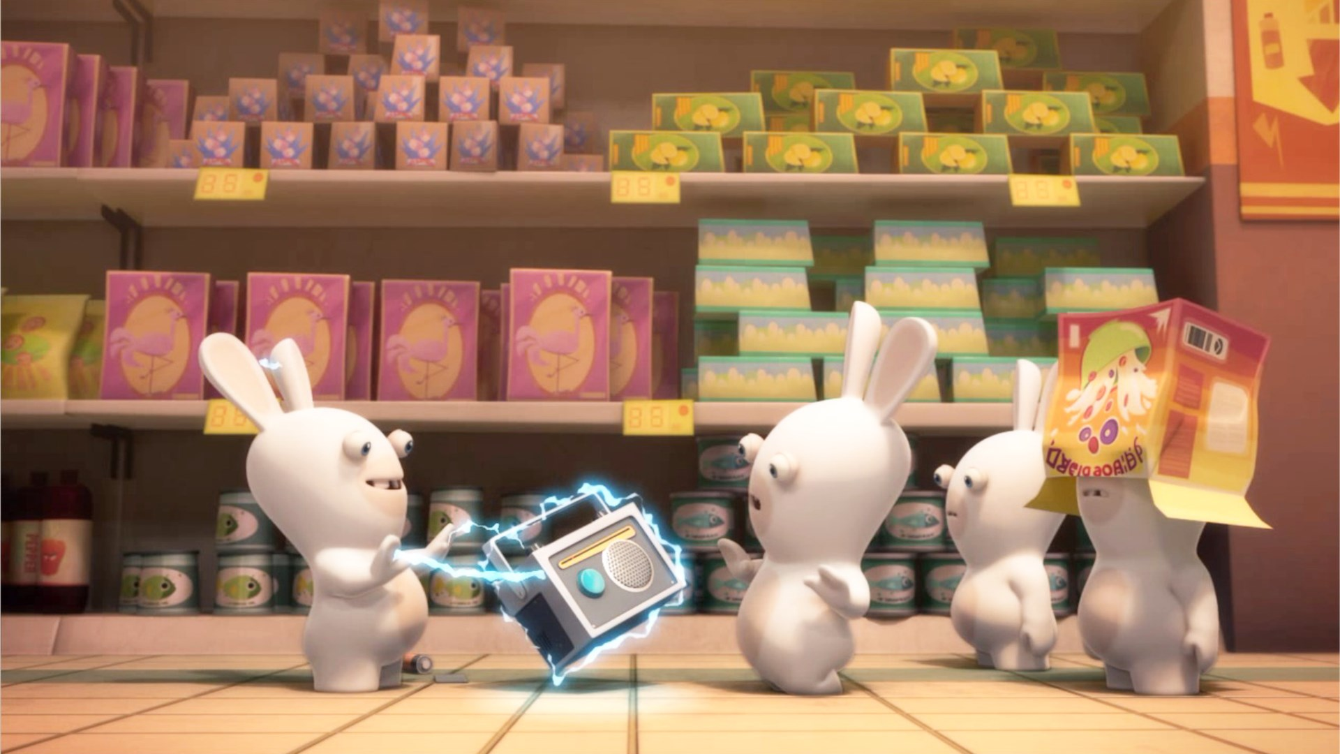 RABBIDS INVASION – EPISODIO DE BONIFICACIÓN