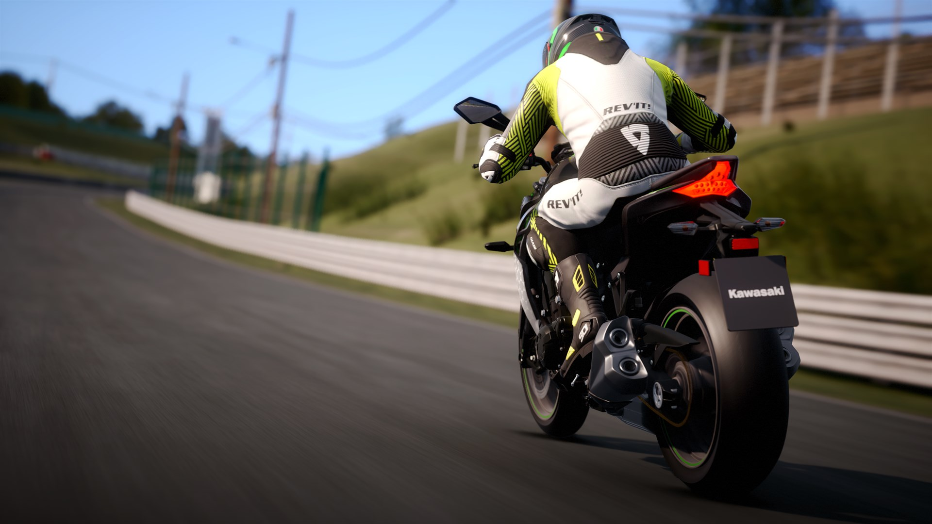 RIDE 4 - Power Naked Pack