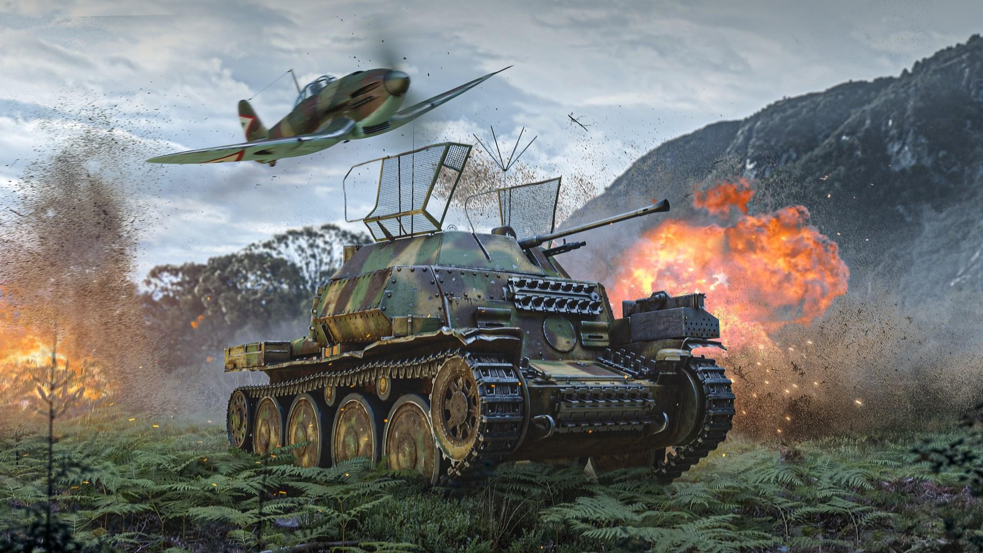 War Thunder - Стартовый набор Германии