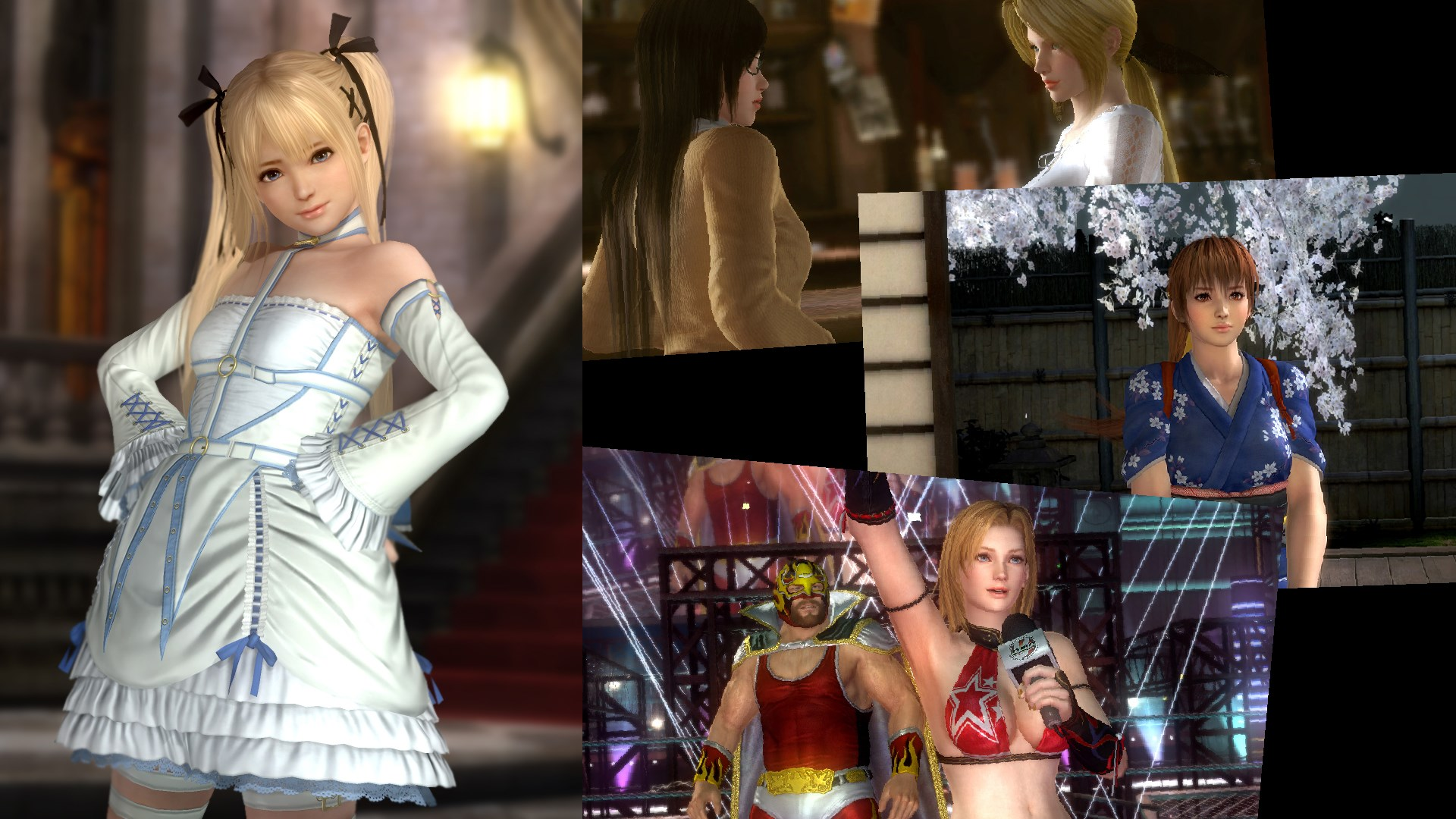 Limited Time Only! DOA5LR Starter Set + Characters