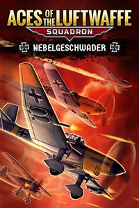 Carátula para el juego Aces of the Luftwaffe Squadron - Nebelgeschwader de Xbox 360