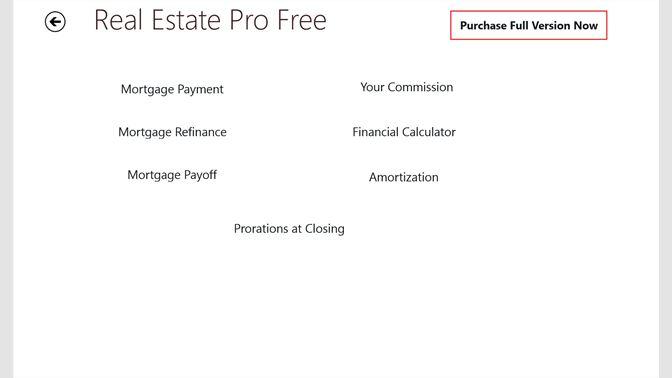 buy real estate pro microsoft store