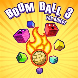 Boom Ball 3 for Kinect Xbox One