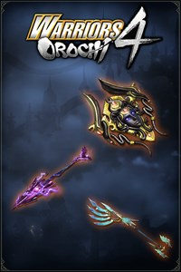 Carátula del juego WARRIORS OROCHI 4: Legendary Weapons OROCHI Pack 3