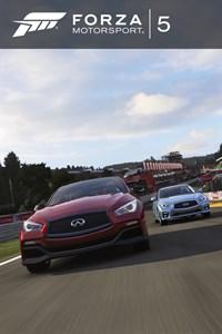 Forza Motorsport 5 Infiniti Car Pack
