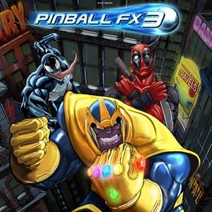 Pinball FX3 - Marvel Pinball Season 2 Bundle Xbox One