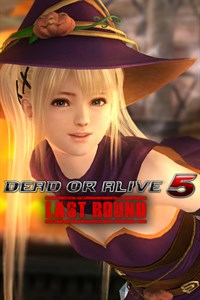 Carátula del juego DEAD OR ALIVE 5 Last Round Marie Rose Halloween Costume 2014