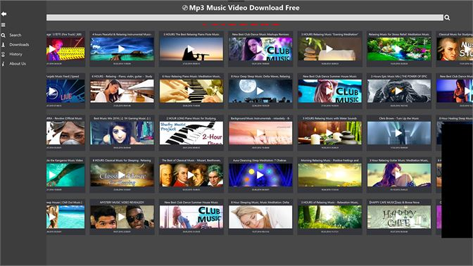 Buy Mp3 Music Video Download - Microsoft Store