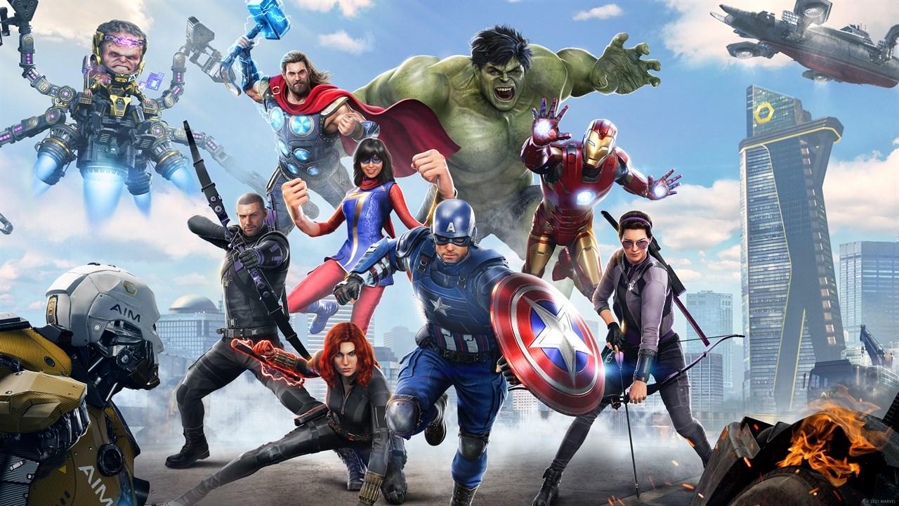 Buy Marvel's Avengers - Microsoft Store en-IN