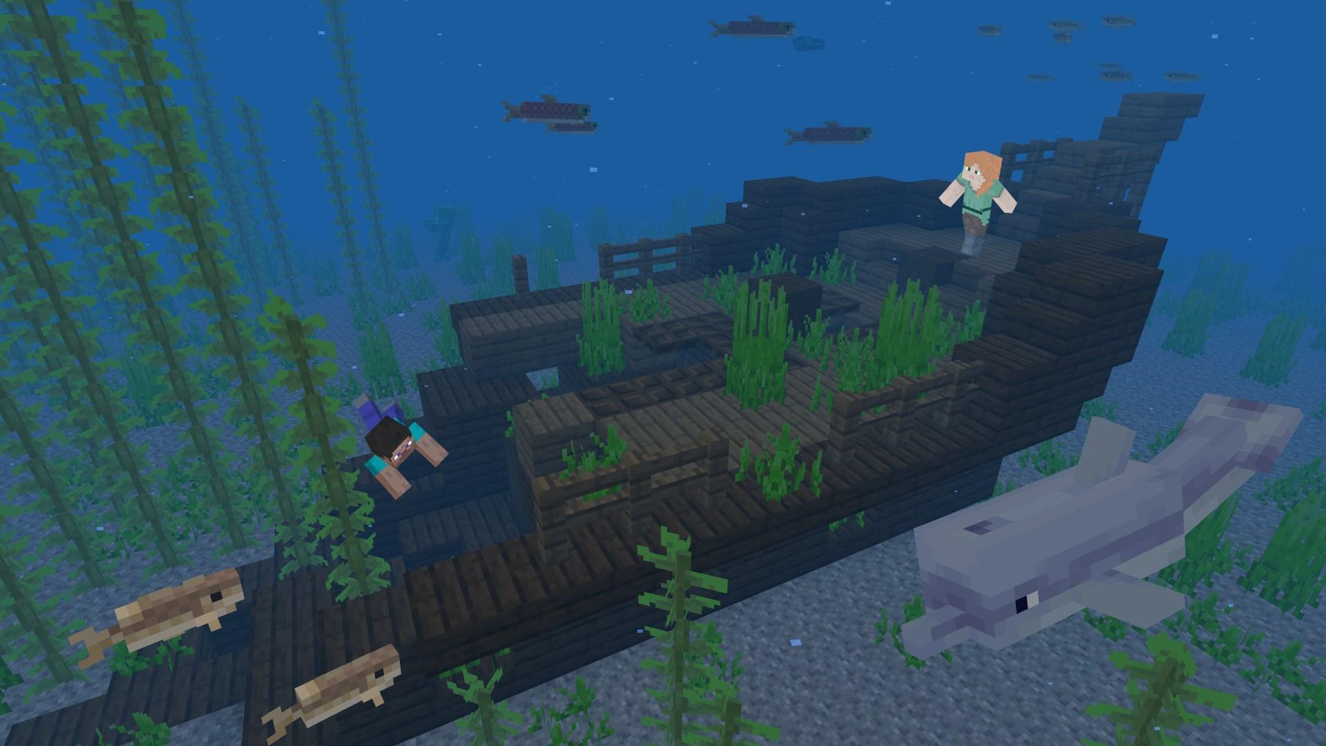 Скриншот №23 к Minecraft for Windows 10