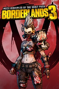 Borderlands 3: Mozes Multiversum-Jünger der Kammer-Kosmetik-Pack