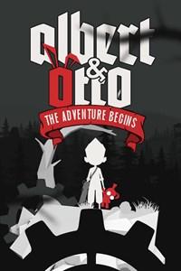Carátula para el juego Albert and Otto de Xbox 360
